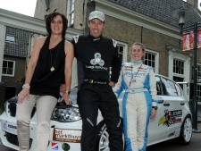 Patrick Snijers van start in virtuele GTC Rally