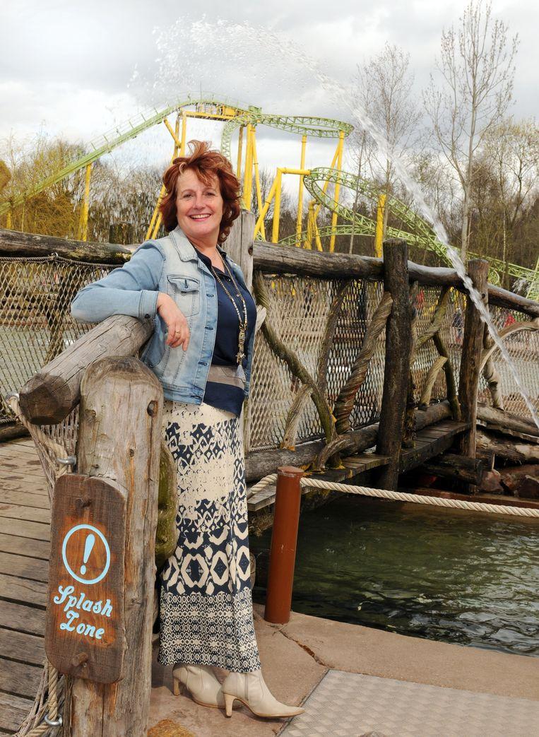 Caroline Kortoom is algemeen directeur van pretpark Toverland Beeld rv