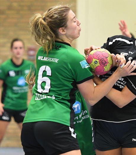 Handbalsters MHV'81 verliezen na bijna drie jaar een  thuisduel