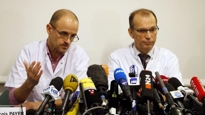 Jean-François Payen et Emmanuel Gay