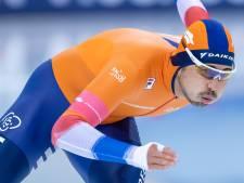 Japans duo heerst op 500 meter, Nederlanders vervullen bijrol