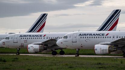 Air France wil 8.300 werknemers vrijwillig laten vertrekken