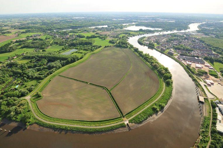 Overstromingsgebied Bovenzanden wordt een natuurgebied