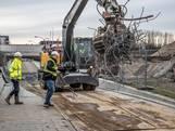 Sloop voor nieuwe onderdoorgang station Stadshagen