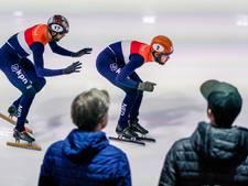 Relayploegen krijgen in Dordrecht kans zich te revancheren