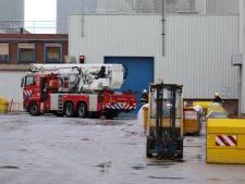 Brand in papierfabriek Katwijk, personeel mag weer naar binnen