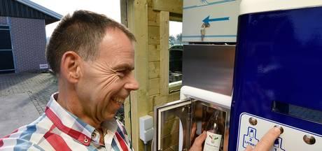 Biologische melkveehouder Verhulst wil met zijn melk bijdragen aan gezondheid van mensen