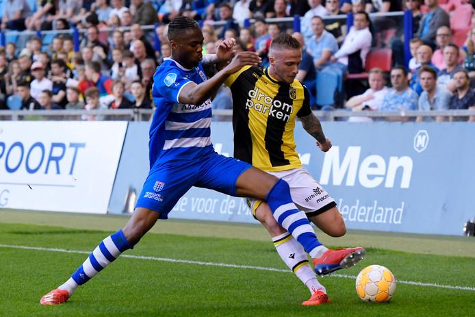 Kingsley Ehizibue verkast naar de Bundesliga.