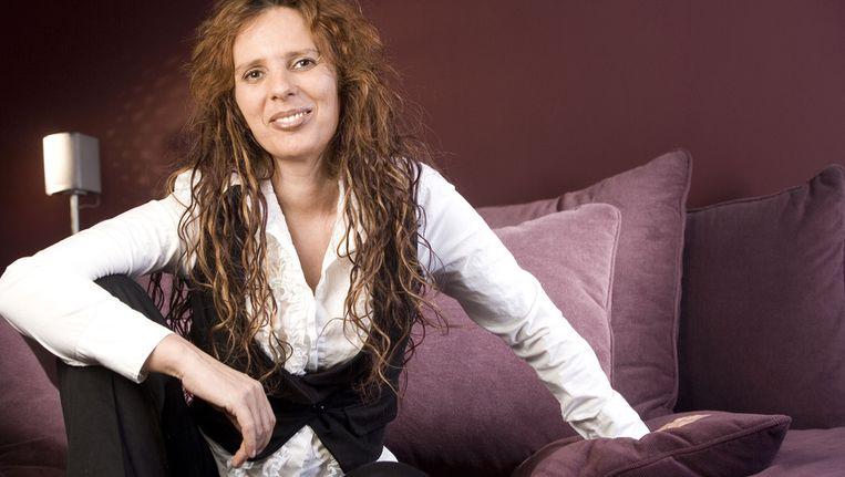 Vallerie Lempereur, beter bekend onder haar pseudoniem Patricia Perquin Beeld ANP