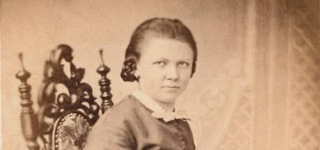 Heeft deze vrouw Vincent van Gogh leren tekenen?