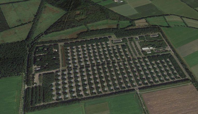Het munitiedepot in Veenhuizen, de grootste van West-Europa. Probleem: Beveiliging voor bliksem en overspanning deugt niet. Beeld