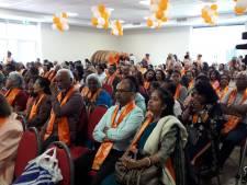 Grootste hindoetempel van Europa in Den Haag geopend
