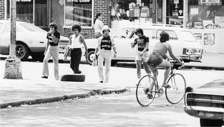 Brooklyn in 1976. Beeld Anthony Catalano/Flickr/Creative Commons