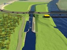 Strop voor waterschap: sluizen miljoen euro duurder