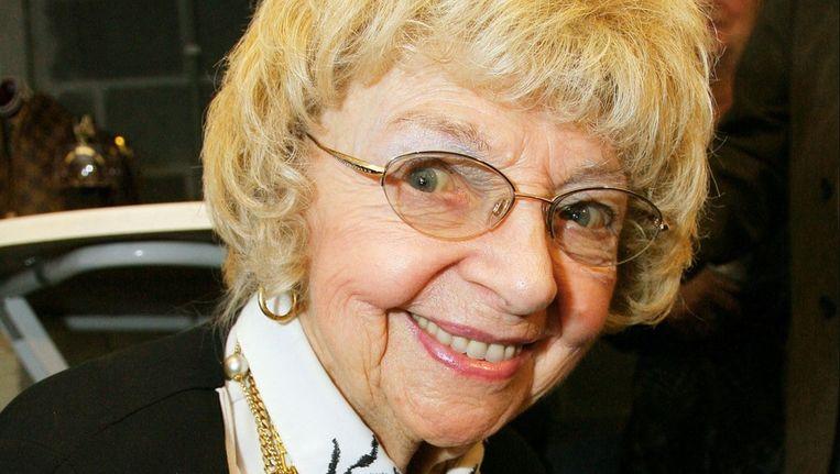 Yvonne Verbeeck, hier op een archieffoto uit 2007.