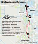 Knelpunten snelfietsroute Boskoop - Waddinxveen