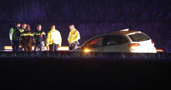 Gewonde bij ongeval op A50 bij Herpen.