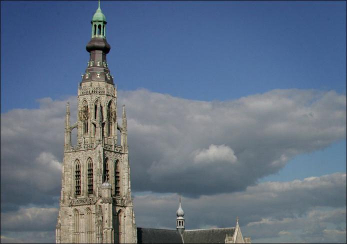 De Grote Kerk in Breda.