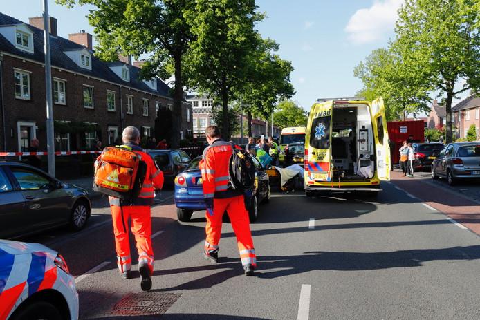 De trauma-arts in Eindhoven.