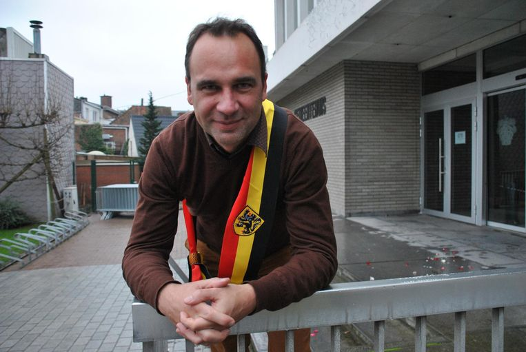 Burgemeester van Kuurne, Francis Benoit (CD&V)