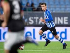 Profdebutant Dyon Dromers verlaat FC Eindhoven voor Amerikaans avontuur