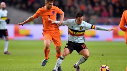 FT België: Rode Duivels staan in oktober voor nieuwe Derby der Lage Landen -  Beerschot Wilrijk verliest sterkhouder door schouderblessure