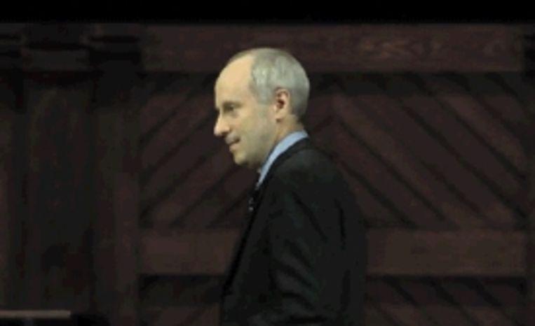 Michael Sandel ( FOTO KIKU ADATTO ) Beeld