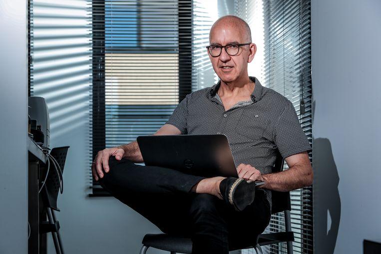 Professor Biostatistiek Geert Molenberghs.