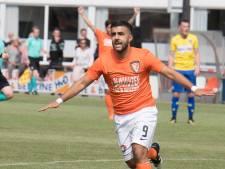 Eindhovense goalgetter Serhat Koç verlaat TEC voor een nieuw avontuur