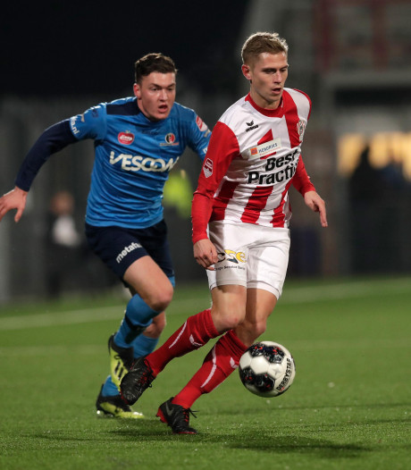 Helmond Sport huurt Klomp en Snepvangers van samenwerkingspartner NAC Breda
