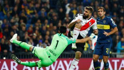 LIVE COPA LIBERTADORES. Rood voor Boca Juniors in de eerste verlenging! Maakt River Plate het af?