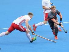 Hockeyers te sterk voor gastland Engeland