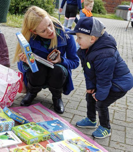 Dolle Dries Dag in Waalwijk met 113 kraampjes als afsluiter zomervakantie