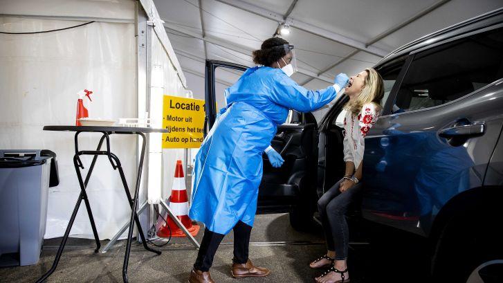 Toename aantal coronagevallen in Brabant: 333 nieuwe besmettingen