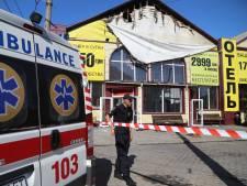 Ukraine: un incendie dans un hôtel fait huit morts