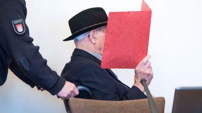 """Voormalig nazi-kampbewaker (93) voor de rechter: """"Het had geen zin om daar weg te gaan"""""""