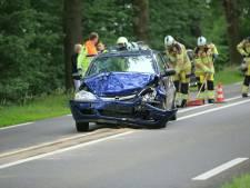 N35 weer open na ongeluk bij Raalte
