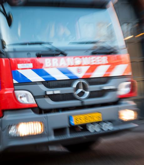 Twee auto's branden uit in Alblasserdam, derde door brandweer geblust