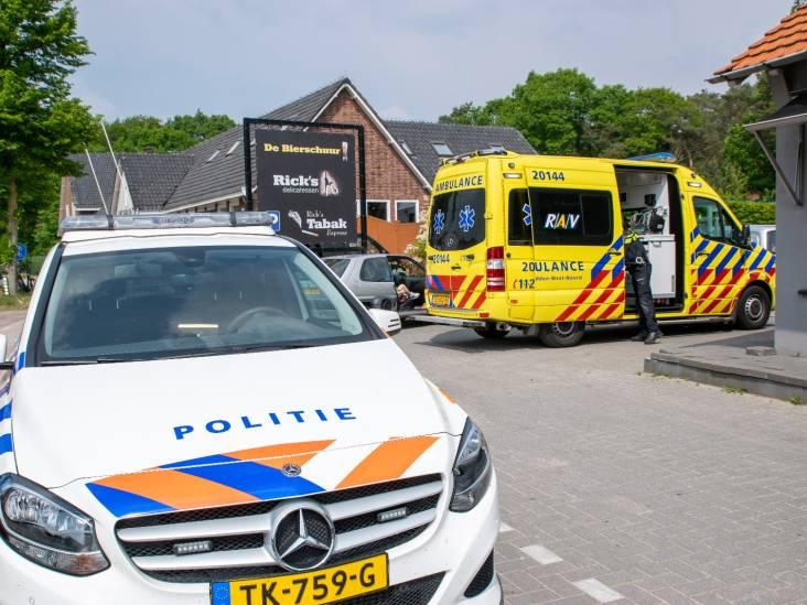 Twee gewonden bij ongeval met scooter in Goirle