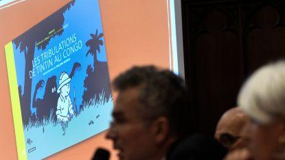 """Nieuwe kleurenversie van 'Kuifje in Congo' verschijnt enkel digitaal: erfgenamen Hergé willen geen """"waarschuwing"""" bij album"""