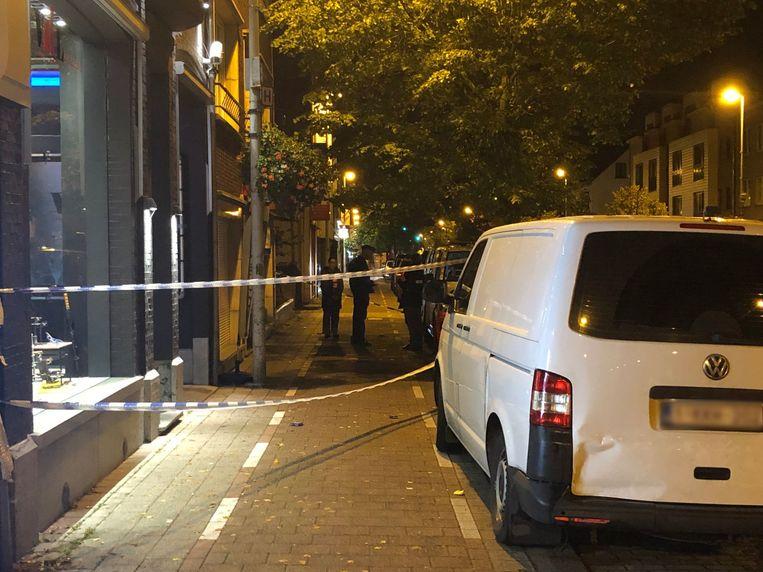 Het incident deed zich voor in de Handelslei in Sint-Antonius (Zoersel).