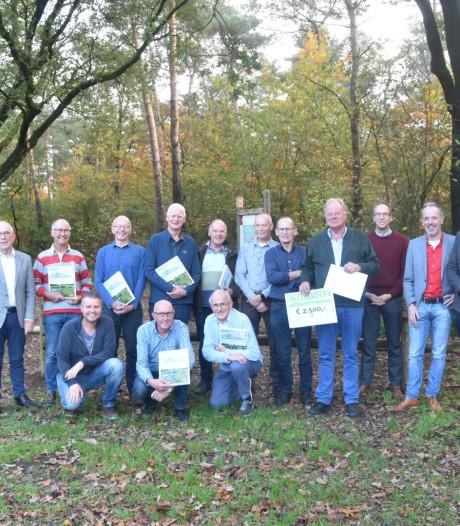 Gagelmansvennegie in Nijverdal wint Landschapsprijs 2019