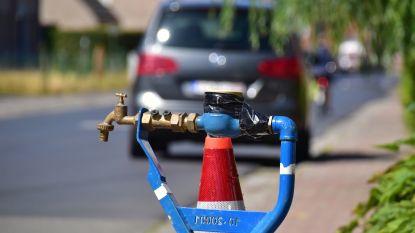 Drinkwater afgesloten in drie straten. Bewoners kunnen terecht aan tapkraan