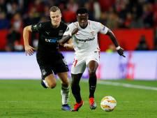 Promes plaatst zich met Sevilla voor knock-outfase