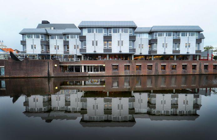 ZB planbureau huist in de Zeeuwse bibliotheek in Middelburg.