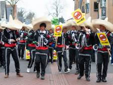 Slagharense carnavalsgroep wil af van de mexicano