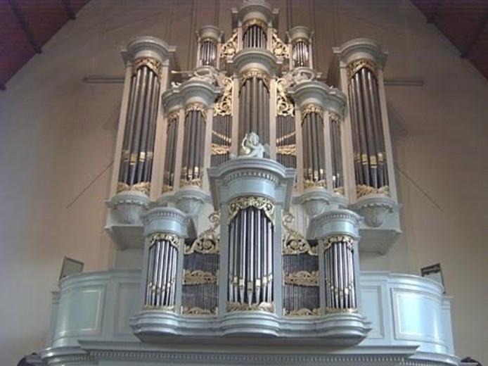 In juli en augustus wordt het Holtgraeve-orgel van de Johanneskerk twee keer per week bespeeld.