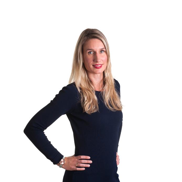 AD-columniste Irene van den Berg