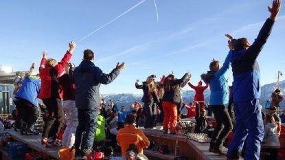 'Wild gevecht' bij après-ski in Oostenrijk: Nederlands meisje (18) bewerkt slachtoffer met gebroken fles