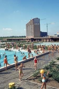 Oude foto's tonen nostalgische zwemgeschiedenis van Capelle
